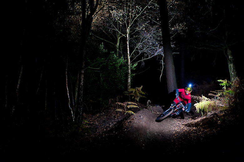 Slaying the Night - Deanscottphoto - Mountain Biking Pictures - Vital MTB