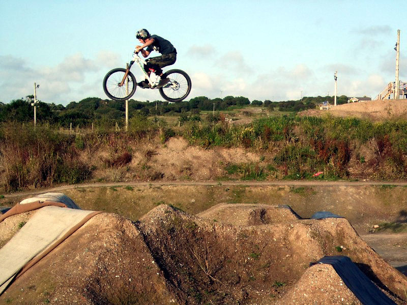 the track - obsessivebiker - Mountain Biking Pictures - Vital MTB