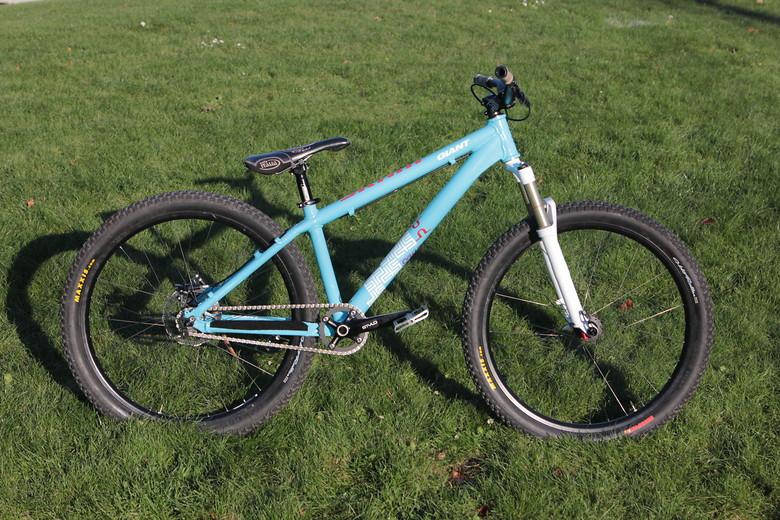 2008 Giant Stp 0 Remmostam S Bike Check Vital Mtb