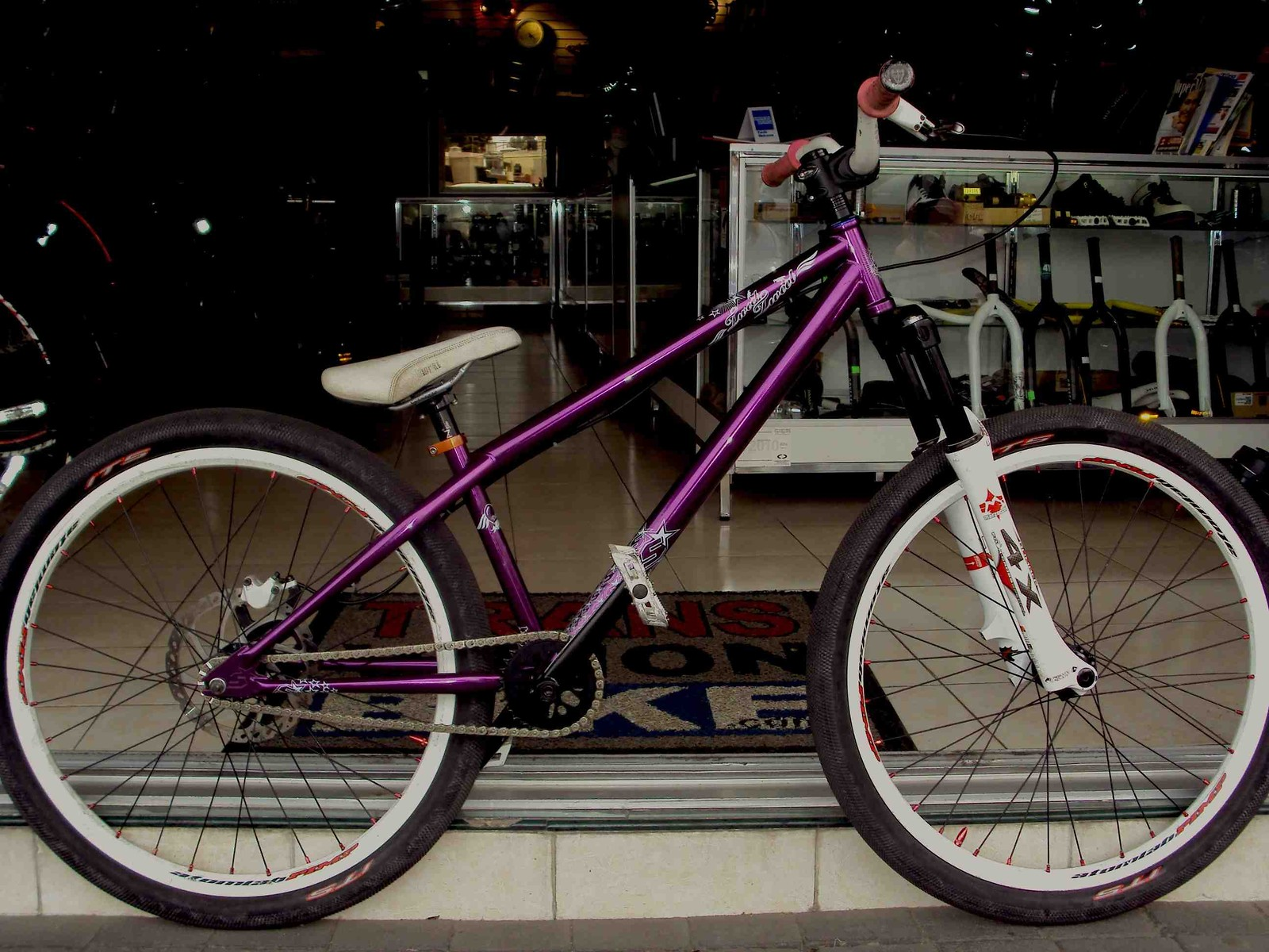 My Spank - EL PAVO - Mountain Biking Pictures - Vital MTB