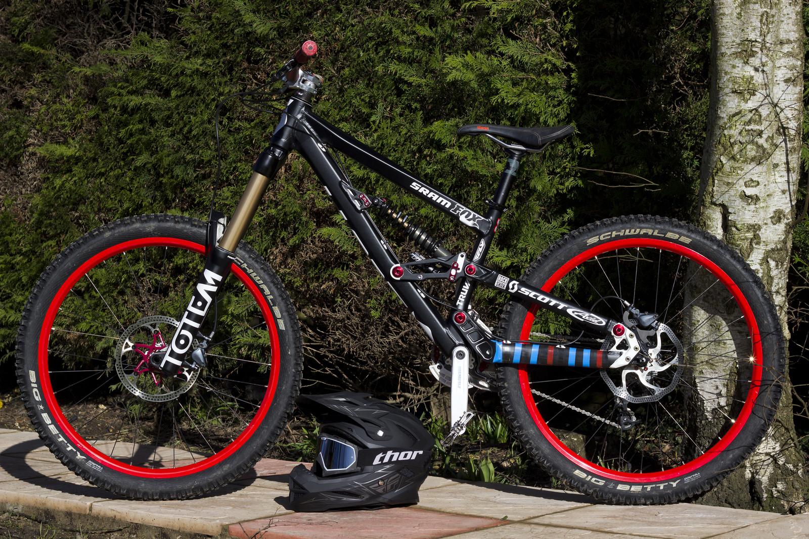 scott voltage fr pikls94 39 s bike check vital mtb. Black Bedroom Furniture Sets. Home Design Ideas