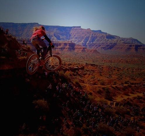 Will White Rampage 2012 Oakley Icon Sender - Bike Doc - Mountain Biking Pictures - Vital MTB