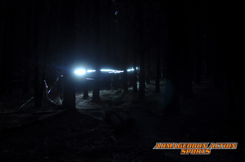 Light Trail - Armageddon Action Sport - Mountain Biking Pictures - Vital MTB