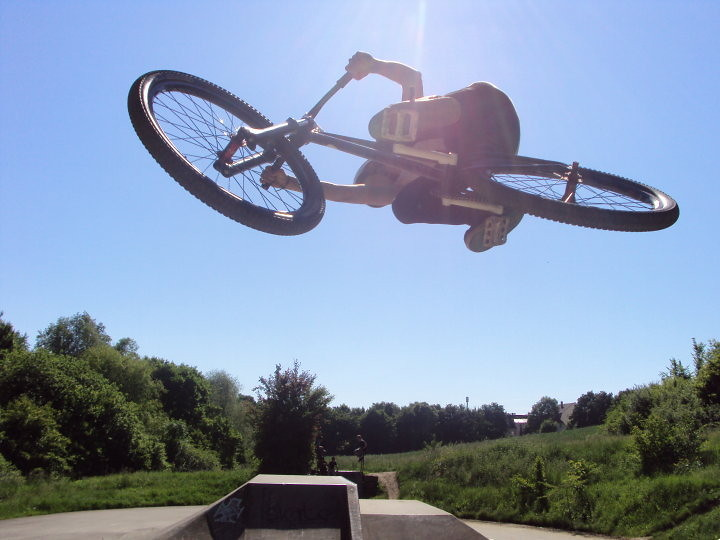high air - Marc Messmer - Mountain Biking Pictures - Vital MTB