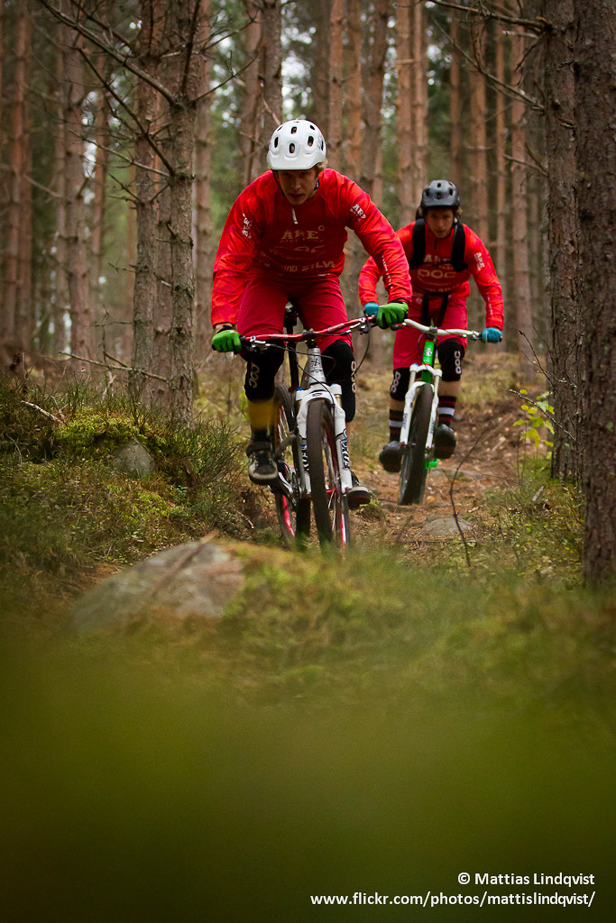 Robin Wallner & Niklas Wallner - Mattias.L - Mountain Biking Pictures - Vital MTB