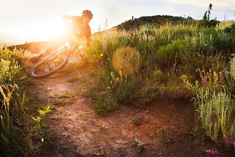Sunset Shred Session - 970biking - Mountain Biking Pictures - Vital MTB