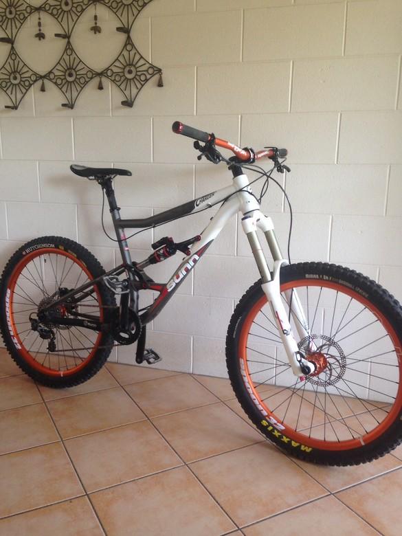 Sunn Charger S1 Scotty Charger S Bike Check Vital Mtb