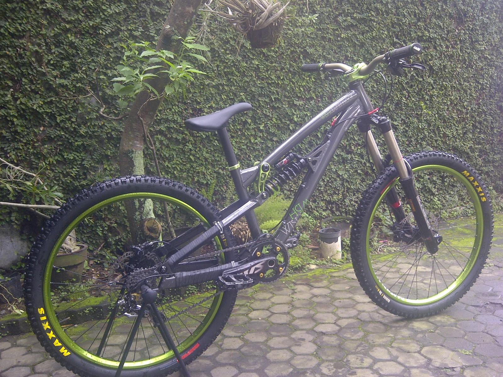 Dartmoor Wish 618732 S Bike Check Vital Mtb