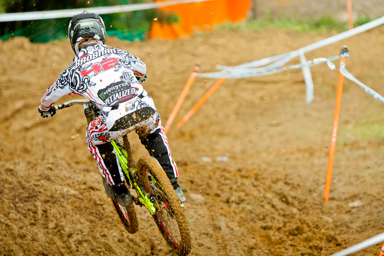 Troy Brosnan - Specialized Monster Energy Mad Catz - Kusa - Mountain Biking Pictures - Vital MTB