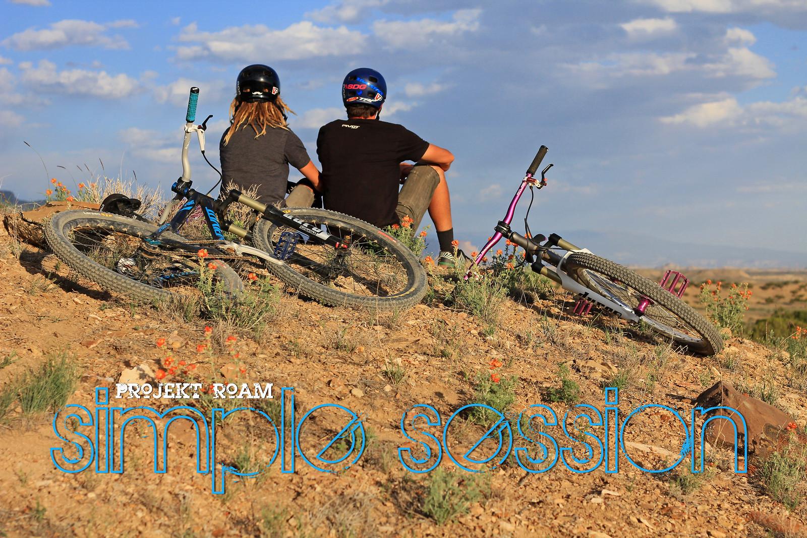Simple Session Cover - projekt roam - Mountain Biking Pictures - Vital MTB