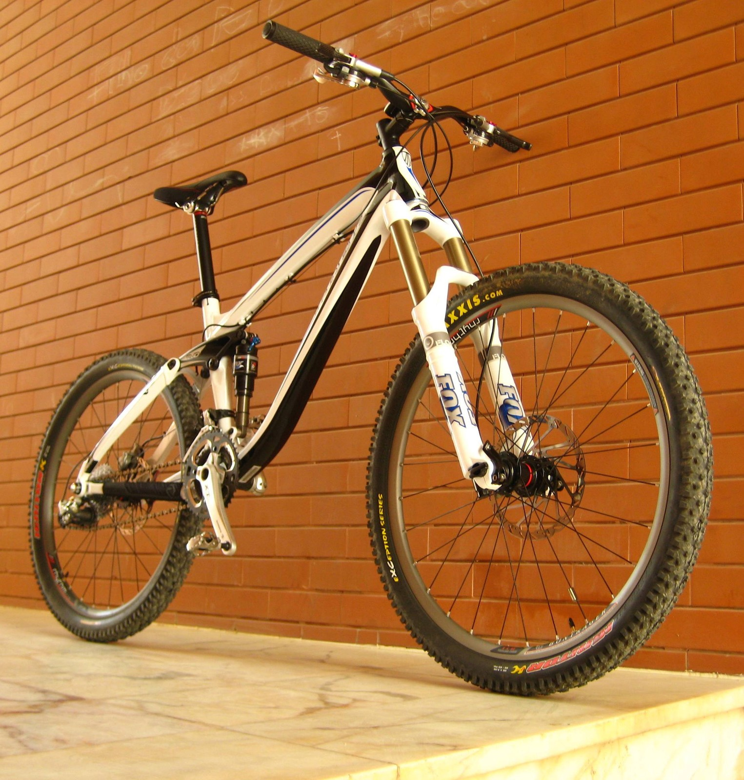 Trek Remedy 9 2008 - AMAddict Edition (1st one) - nunonobrega's Bike Check - Vital MTB