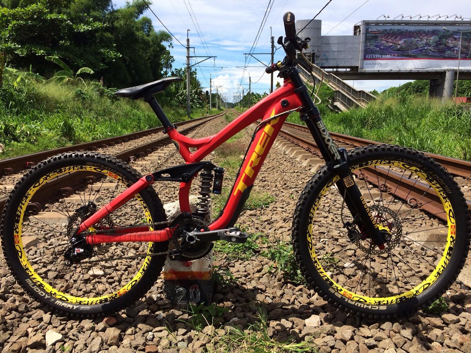 Trek Bikes Decal 5 pk