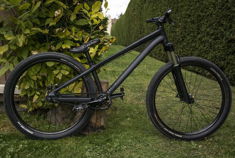 Back In Black Specialized P3 Zhorne26 S Bike Check Vital Mtb