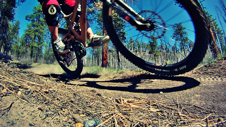 GoPro frame grab - jerryhazard - Mountain Biking Pictures - Vital MTB