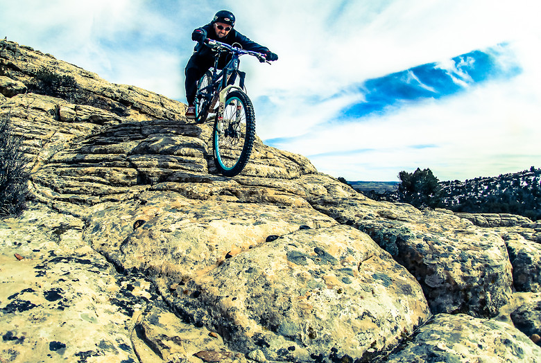 Barker Dome - rollover - jerryhazard - Mountain Biking Pictures - Vital MTB