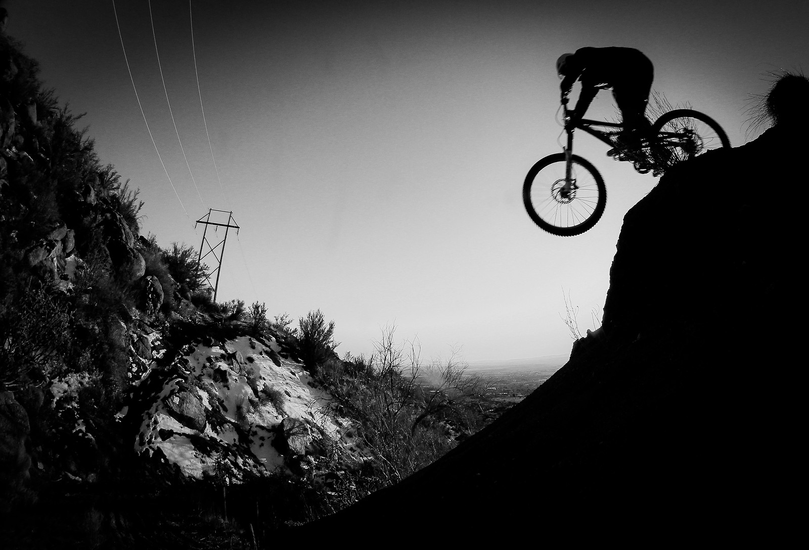 Nothing Drop BW SP - jerryhazard - Mountain Biking Pictures - Vital MTB