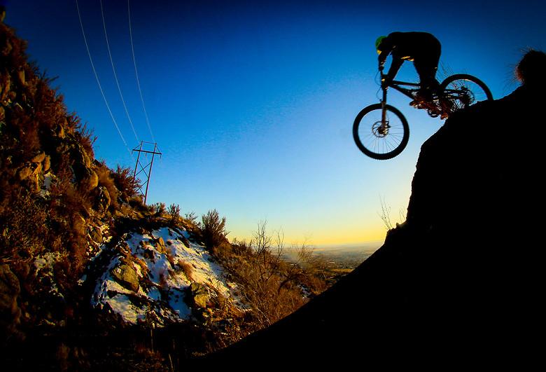 Nothing Drop - edged - jerryhazard - Mountain Biking Pictures - Vital MTB