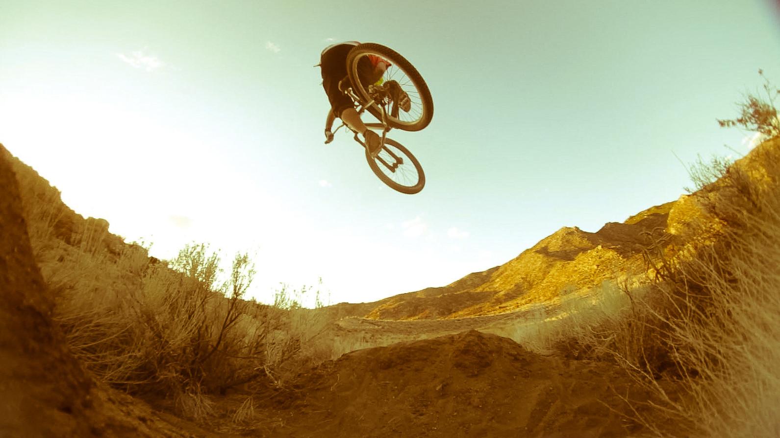 Foothills after work two - jerryhazard - Mountain Biking Pictures - Vital MTB