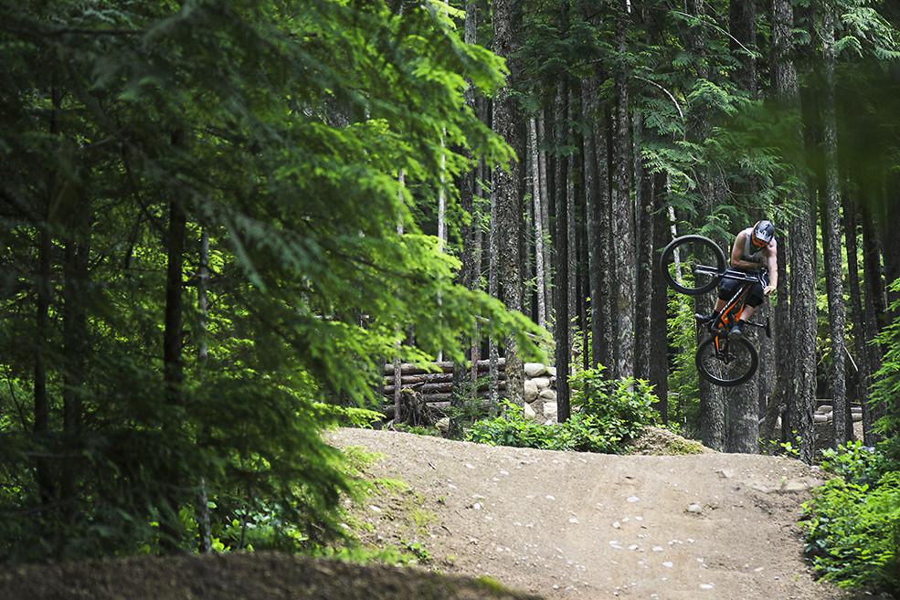 Dylan Dunkerton  - tripleaimg - Mountain Biking Pictures - Vital MTB