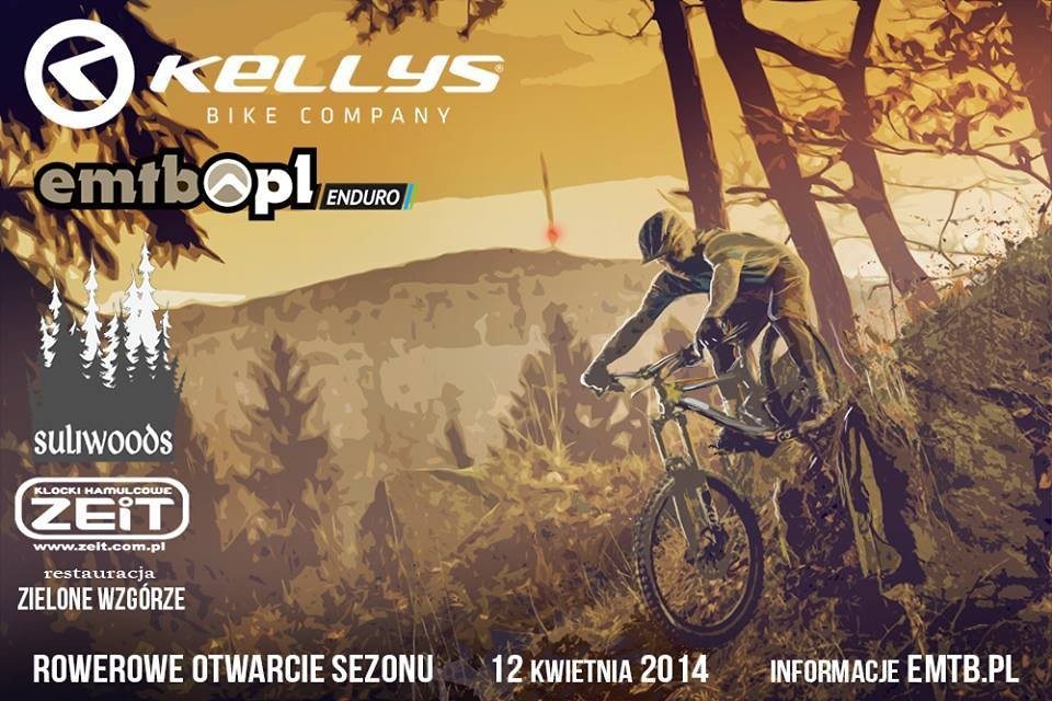Invitation for Kellys Bike Season Opener and EMTB.PL Enduro Race