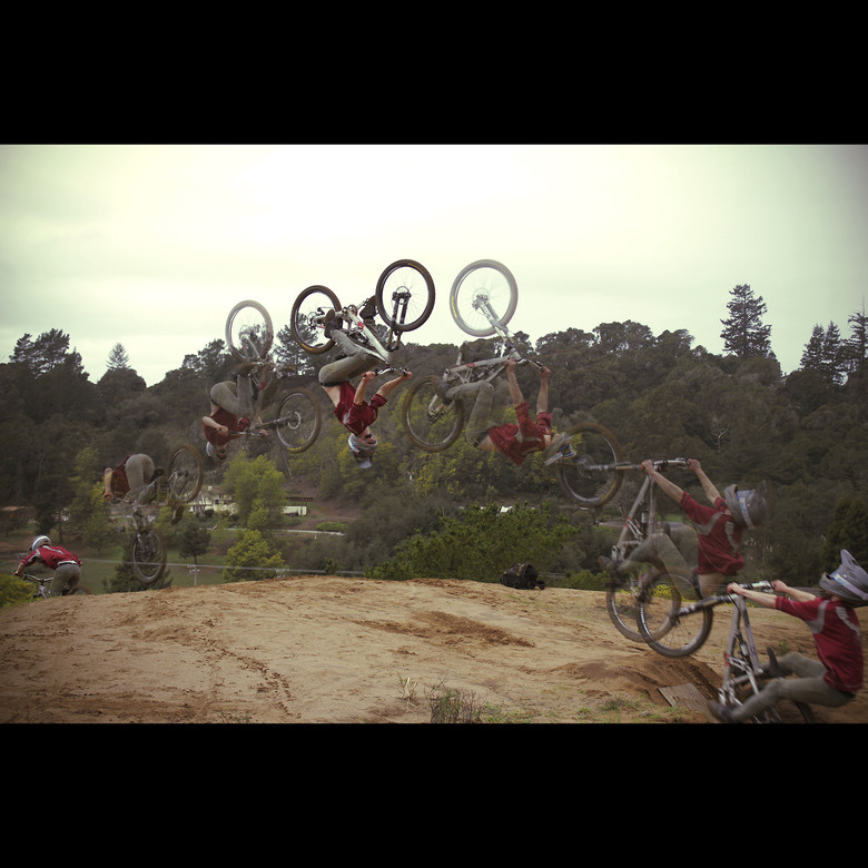 Flip Sequence - Simon_Silver - Mountain Biking Pictures - Vital MTB
