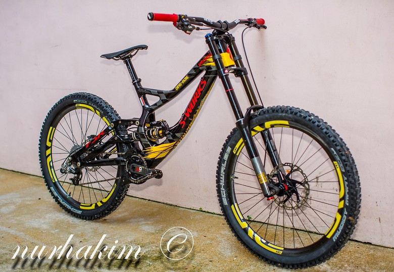 Demo 8 Carbon Sworks Troy Lee Design 2013 Kooliner7 S