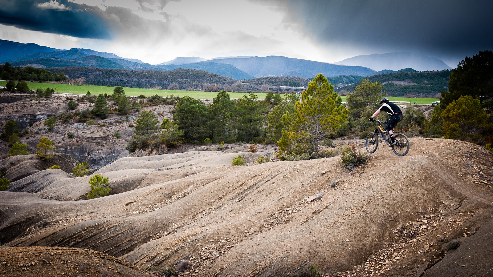 Pyrenees Mountain Biking - BasqueMTB - Mountain Biking Pictures - Vital MTB