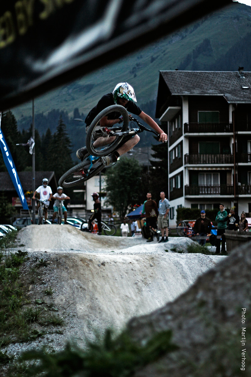 Pumptrack Morgins - Jean-dirt - Mountain Biking Pictures - Vital MTB
