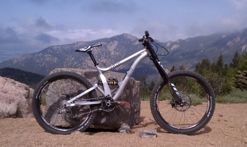 First day on the dirt! - Guerrilla Gravity - Mountain Biking Pictures - Vital MTB