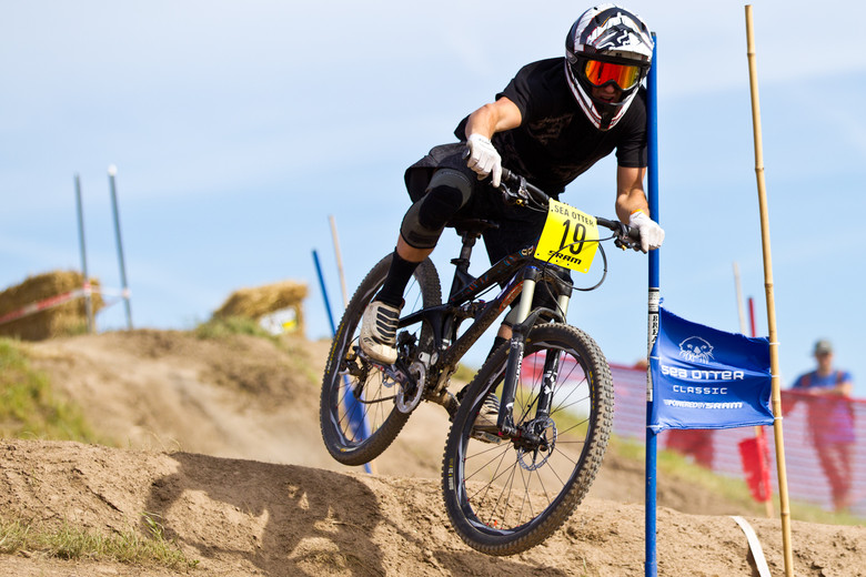 T Mac - Sea Otter Slalom finals - Mountain Biking Pictures - Vital MTB