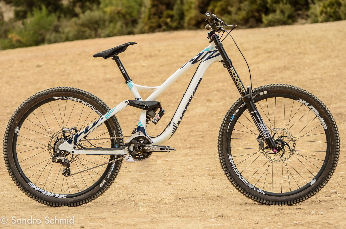 Ns Bikes And Swiss Downhill Syndicate Getting Shreddy In Sospel