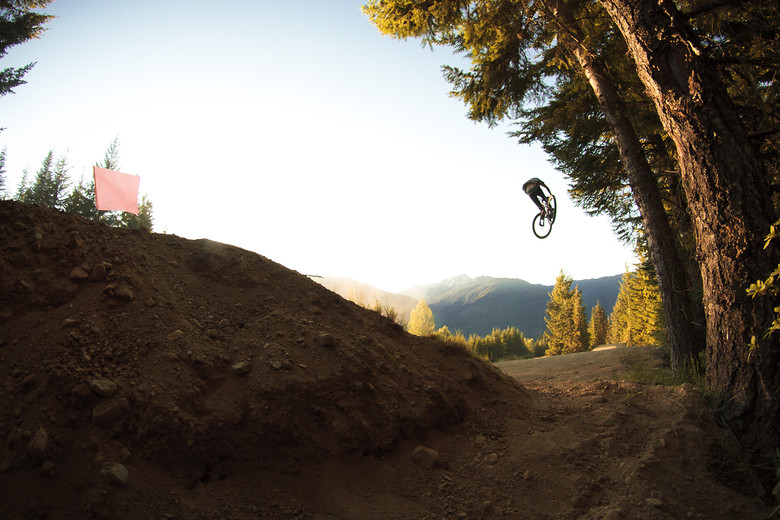 Go gets sideways! - jamieledson - Mountain Biking Pictures - Vital MTB