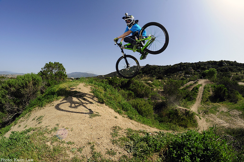 Mike Montgomery for Monster Energy shoot - Lobes SD - Mountain Biking Pictures - Vital MTB