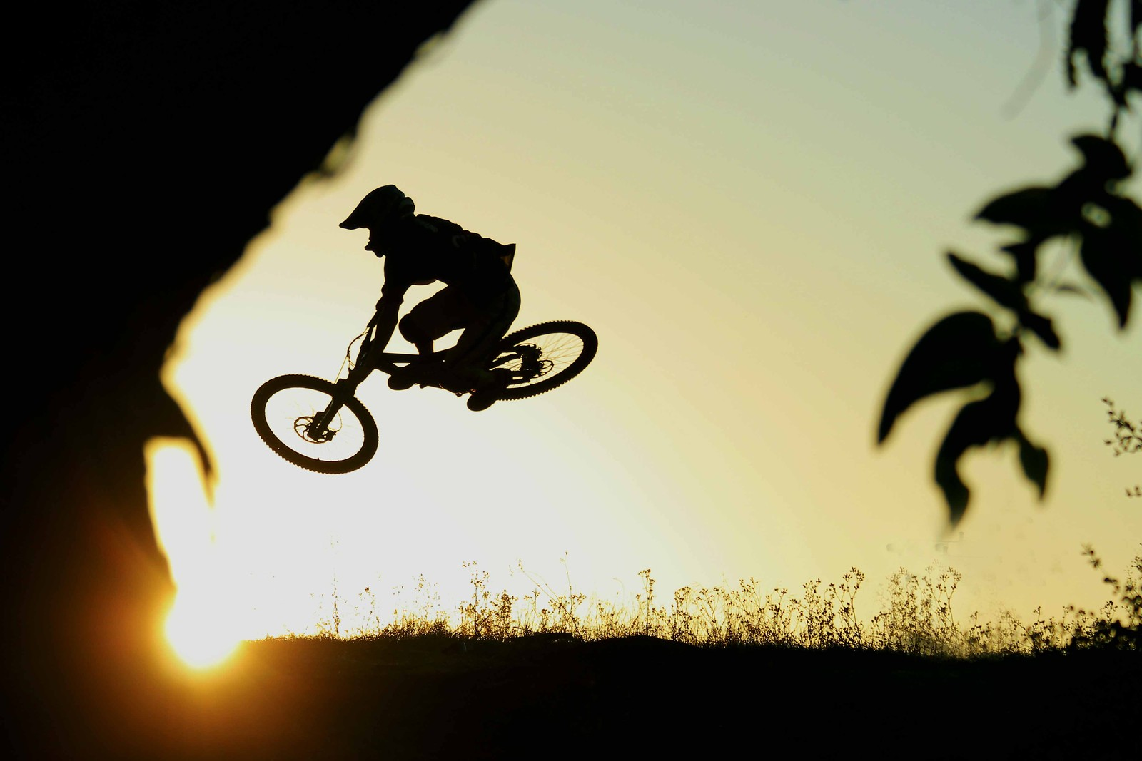 Vance hits the hip  - GnarHuck - Mountain Biking Pictures - Vital MTB