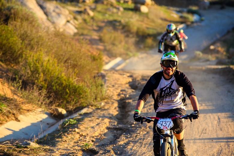Smile! - GnarHuck - Mountain Biking Pictures - Vital MTB