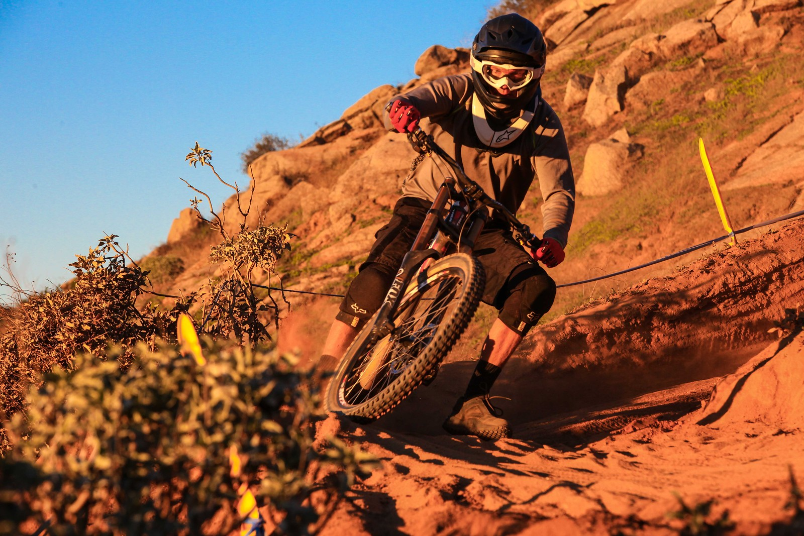 BRAP! - GnarHuck - Mountain Biking Pictures - Vital MTB