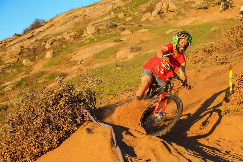 BOOM! - GnarHuck - Mountain Biking Pictures - Vital MTB