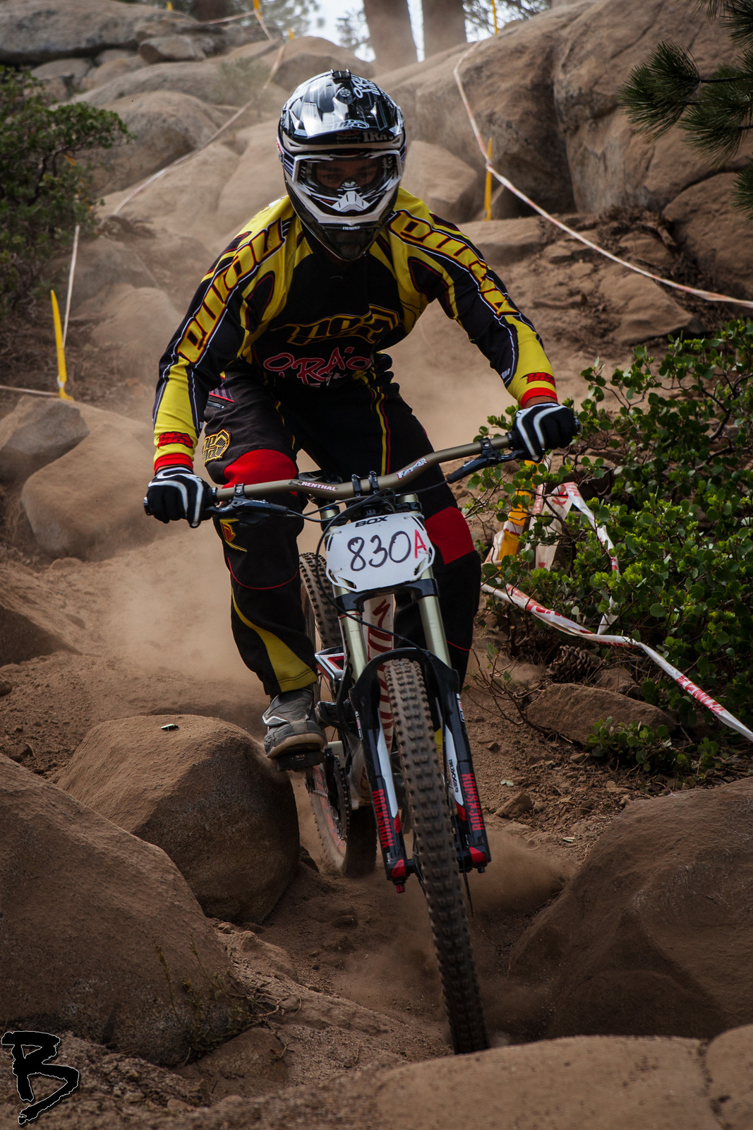 Kyle Race Run - GnarHuck - Mountain Biking Pictures - Vital MTB
