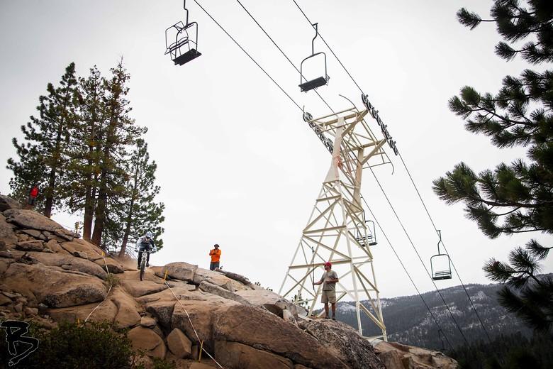 The White Tower - GnarHuck - Mountain Biking Pictures - Vital MTB