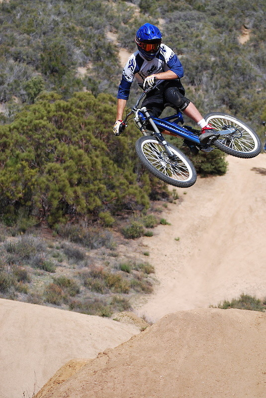 Steezing at Pine Valley - adamdigby - Mountain Biking Pictures - Vital MTB
