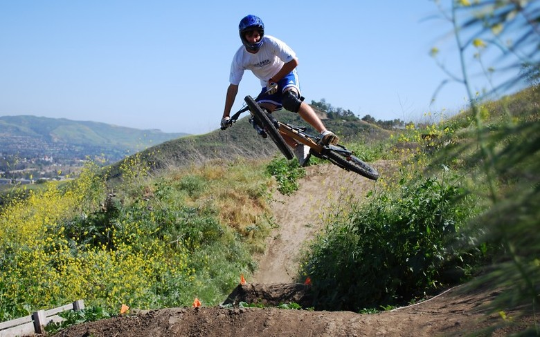 Whip - adamdigby - Mountain Biking Pictures - Vital MTB