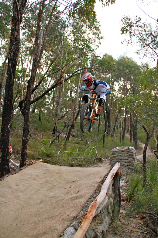 Moo track- Sydney - 8weapons - Mountain Biking Pictures - Vital MTB