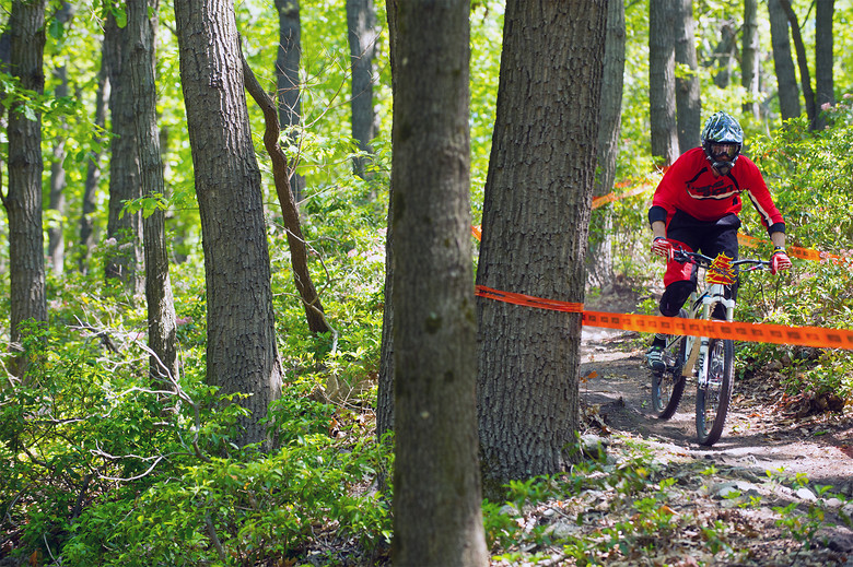 Duryea Downhill - middle section - theranch - Mountain Biking Pictures - Vital MTB