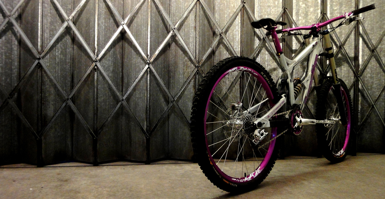 Transition TR450 purple