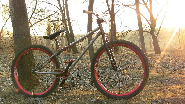 Mr-projekt prototype - zsooooti - Mountain Biking Pictures - Vital MTB