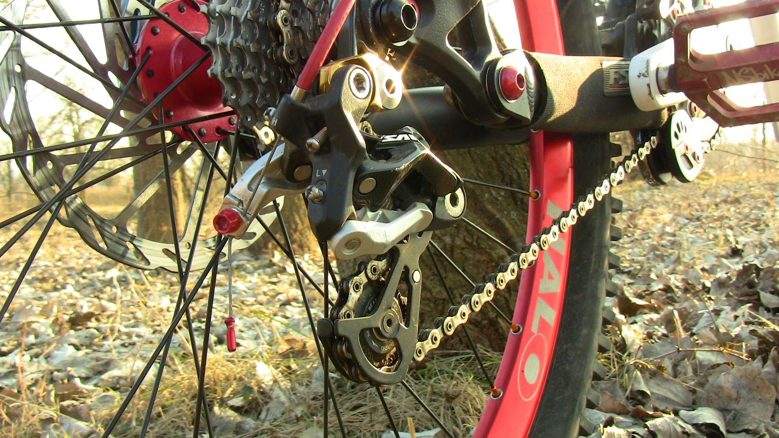 Big hit fsr3 - zsooooti - Mountain Biking Pictures - Vital MTB