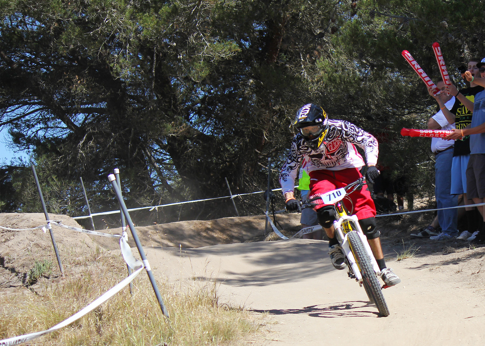 Racing at Sea Otter - Dirtyslim69 - Mountain Biking Pictures - Vital MTB