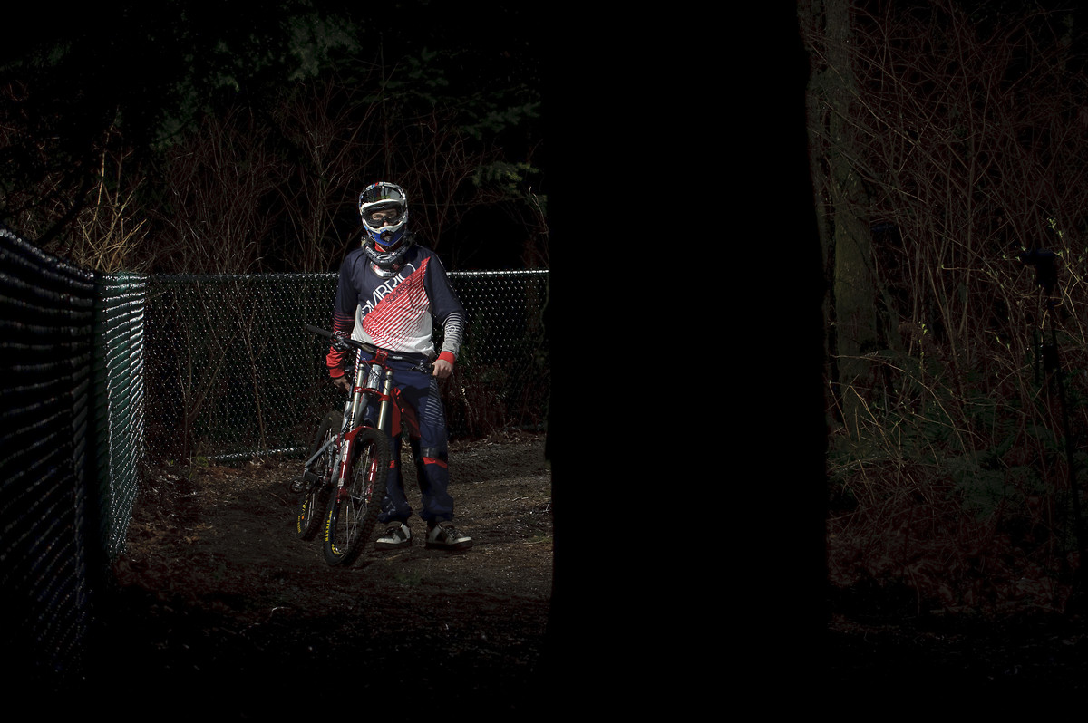 Harold W in the woods - HaroldW - Mountain Biking Pictures - Vital MTB