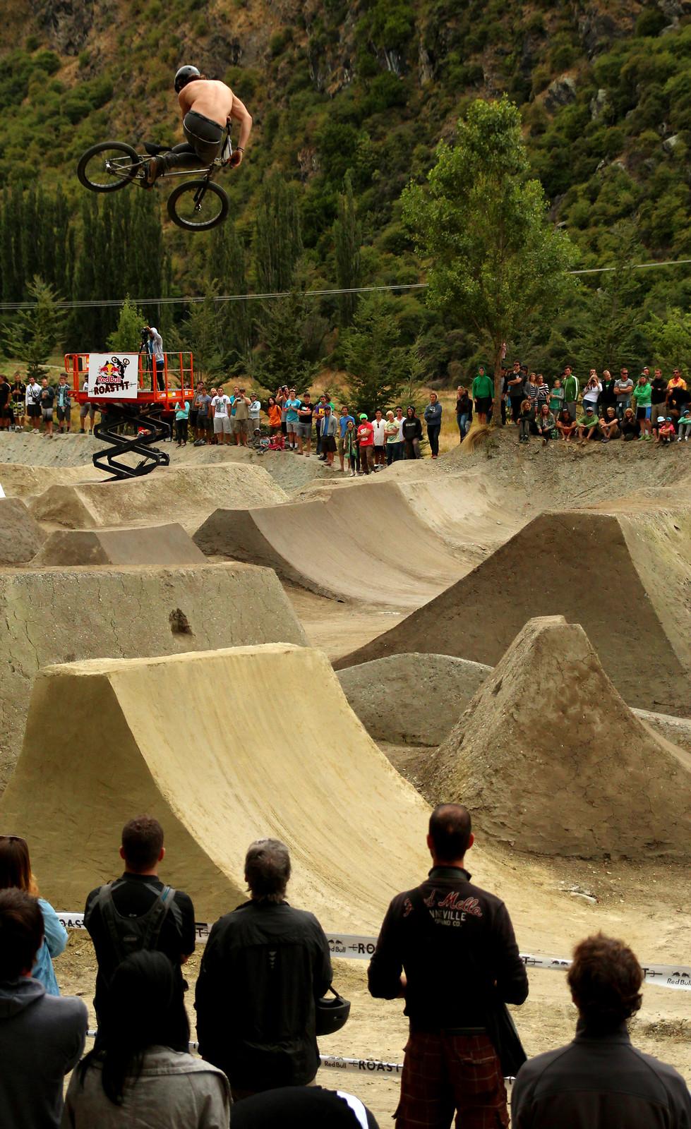 Whipped Cream for that crowd! - jonbokrantz - Mountain Biking Pictures - Vital MTB
