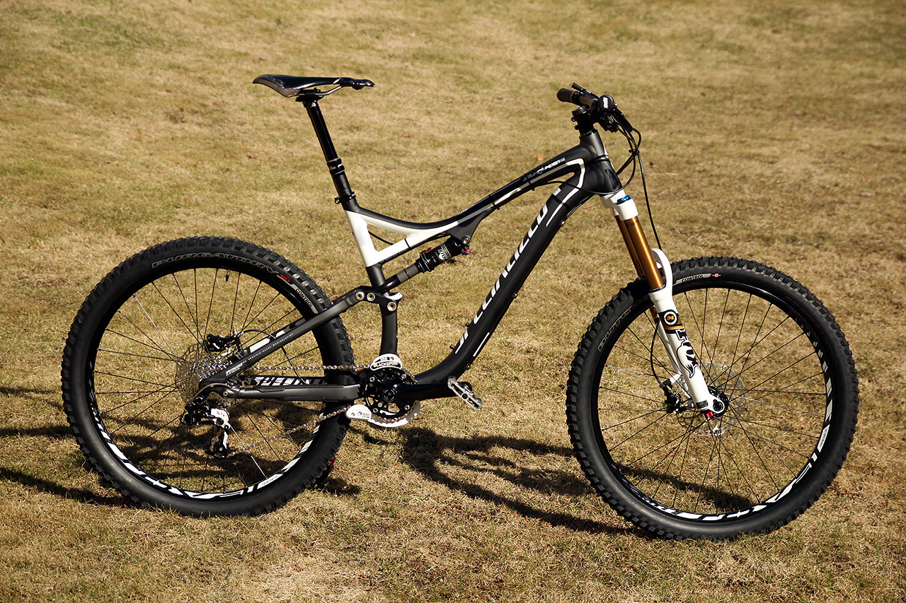 2013 Specialized Stumpjumper EVO